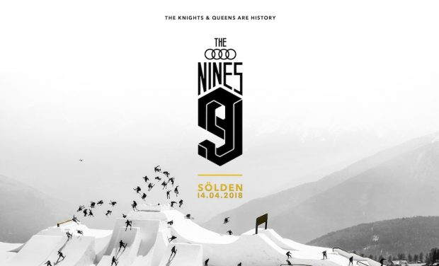 The Audi Nines cover - Solden 2018